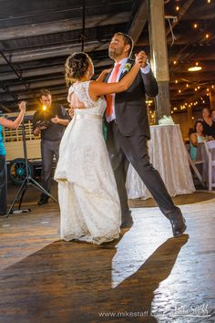 Fun bride and groom sing along during first dance #Michiganwedding #Chicagowedding #MikeStaffProductions #wedding #reception #weddingphotography #weddingdj #weddingvideography #wedding #photos #wedding #pictures #ideas #planning #DJ #photography