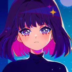 Anime Girl Cute, Kawaii Anime Girl, Anime Art Girl, Sailor Moon Aesthetic, Aesthetic Anime, Cute Anime Character, Character Art, Anime Chibi, Manga Anime
