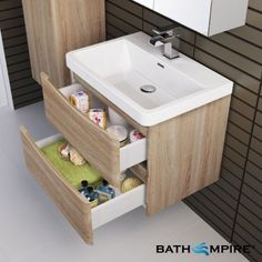 Bathroom Furniture | Vanity Units | Mirror Cabinets | BathEmpire