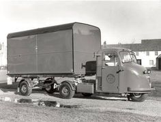 Mechanical Horse, Road Transport, Commercial Vehicle, Cars And Motorcycles, Transportation, Vans, Trucks, Royal Mail, Vehicles