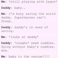 Daddy's Little Girl Quotes, Daddy Dom Little Girl, Daddys Girl, Ddlg Quotes, I Am A Unicorn, Daddy Kitten, Space Quotes, Daddy Rules, Prince Quotes