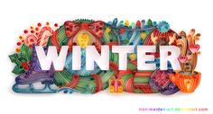 winter (kathleen usova, ukraine aka: iron-maiden-art)