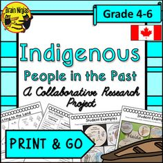 Indigenous People in the Past- A Collaborative Research Project Aboriginal Education, Indigenous Education, The New School, New School Year, Student Exam, Native American Music, 4th Grade Math, Grade 2, Survival Skills