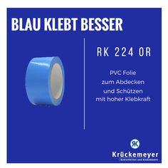 RK 224 QR Abdeckklebeband mit hoher Klebkraft #Krueckemeyer #Klebeband #Adhesive #Tape #Maler #Lackieren #Lackierer #Teppichboden #Handwerk #Industrie