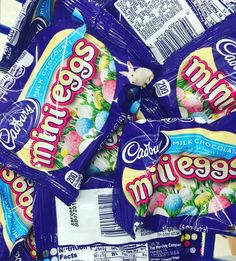 50% Easter candy. Fuel to write the next Butler Cove novel!!! #butlercove  #amwriting #minieggs #cantresist @walgreens