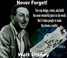 54 Best Walt Disney Quotes images