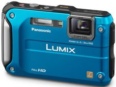 Lumix, dustproof waterproof camera