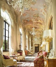 The Four Seasons Hotel ~ Florence, Italy