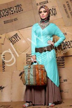 Jailat Atef hijab collection | Just Trendy Girls