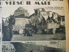 Coleccionismo de Revistas y Periódicos: IL MATTINO ILLUSTRATO Nº 14 (04/04/38) GUERRA CIVIL BELCHITE ALCAÑIZ ZARAGOZA ARAGON - Foto 5 - 26574185