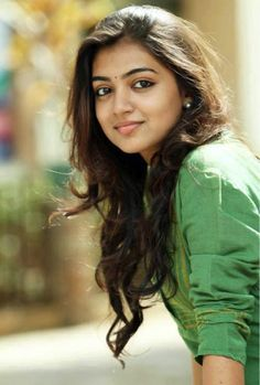 Nazriya Nazim (born 20 December is an Indian film actress who has mainly starred in Malayalam and Tamil films. South Actress, South Indian Actress, Beautiful Indian Actress, Malayalam Actress, Tamil Actress, Bollywood Actress, Bollywood Saree, Bollywood Fashion, Indian Film Actress