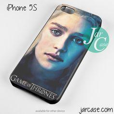 Game of Thrones Daenerys Targaryen Phone case for iPhone 4/4s/5/5c/5s/6/6 plus