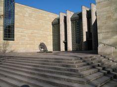 Neue Pinakothek, Munich Germany