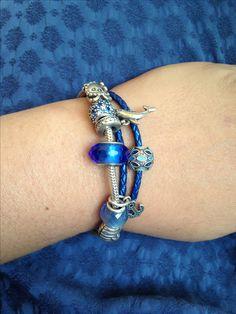 Pandora summer bracelet