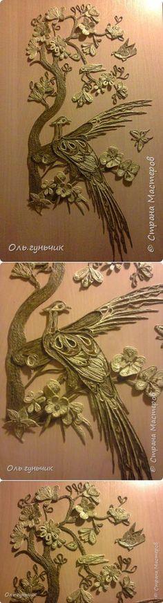 stranamasterov.ru String Crafts, Silver Filigree, Ropes, Diy Stuff, Pictures, Handmade, Blog, Decor, Yarns