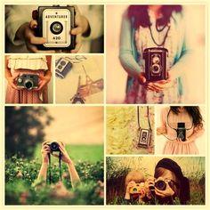 cameras, lots of cameras.