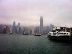 Victoria Harbour, Hong Kong