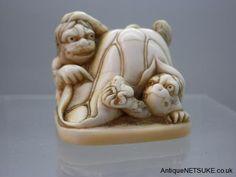 AntiqueNETSUKE.co.uk » Ivory Netsuke