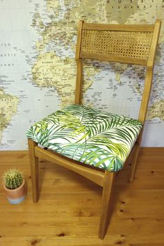 Tropical vintage Chair