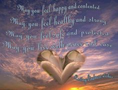 loving kindness wishes