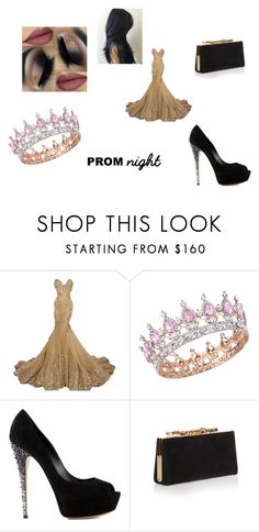 """""""Untitled #4"""" by melanie2344 ❤ liked on Polyvore featuring beauty, Casadei, Jimmy Choo and GURU"""
