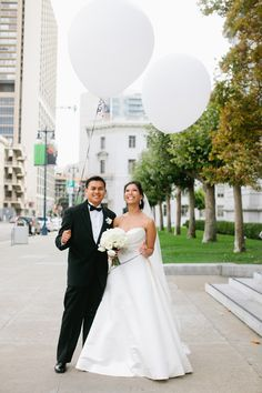 San Francisco Wedding from Gladys Jem Photography  Read more - http://www.stylemepretty.com/2012/12/20/san-francisco-wedding-from-gladys-jem-photography/