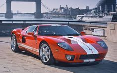 We wish Ford still built the GT.