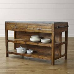 Add More Storage To Your E With Kitchen Islands And Carts From Crate Barrel Order A Island Online