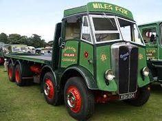 British Classic Old Trucks Antique Trucks, Vintage Trucks, Cool Trucks, Big Trucks, Eddie Stobart Trucks, Chevy Trucks, Bedford Truck, Old Lorries, Old Commercials