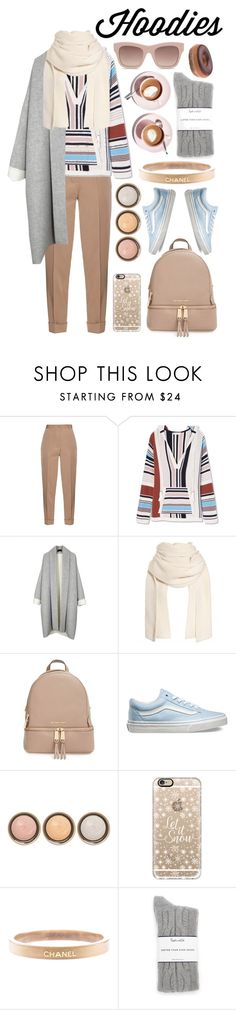 """Hoodies."" by pixiesnshit on Polyvore featuring Martha Stewart, Bottega Veneta, Tory Burch, MICHAEL Michael Kors, Vans, By Terry, Casetify, Chanel, Splendid and STELLA McCARTNEY"