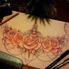 This would make a heck of a sternum piece
