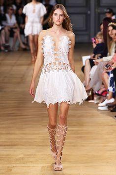 Chloe Fashion Week 2014