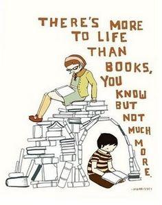 books...kind of true;)