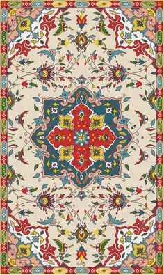 Persian carpet rug Cross stitch pattern Tapestry embroidery needlepoint, ,pdf pattern, Instant download PDF Cross Stitch Fabric, Cross Stitch Patterns, Muslim Prayer Rug, Dmc Embroidery Floss, Magic Carpet, Carpet Colors, Rugs On Carpet, Carpets, Persian Carpet
