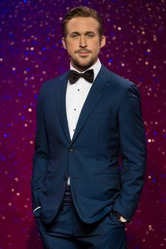 Earlier this year, Ryan Gosling got his own wax figure at Madame Tussauds in London. Pretty appropriate as the hunky actor melts our collective heart every chance he gets. Click through to check out some of his most swoon-worthy moments!