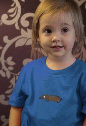 Luomupuuvillainen lasten Aatos t-paita.  Children's Aatos t-shirt. Ecologically and ethically produced. Organic cotton.