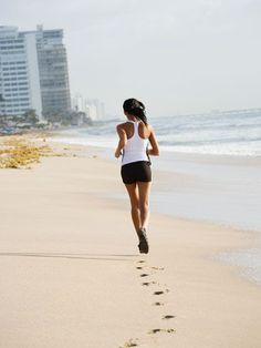 Run on the beach. #thepursuitofprogression #lufelive #run #running #beach #fitness #LA #NY