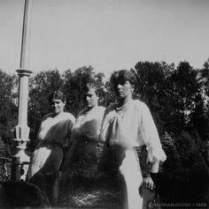 Maria, Tatiana and Olga