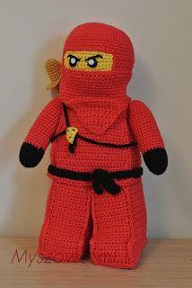 Myszowo mi...: Ninjago