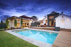 Suburban Pool