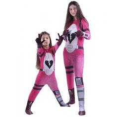 Fortnite Αρκουδάκι στολή video game για κορίτσια ηλικίας έως δώδεκα ετών. Η αποκριάτικη στολή αποτελείται από: Ολόσωμη Φόρμα και Κουκούλα. Δείξτε το δικό σας απόλυτο στυλ Fortnite με την αγαπημένη σας στολή. Style, Fashion, Swag, Moda, Fashion Styles, Fasion