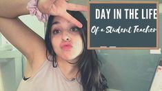 DITL of a Student Teacher - YouTube Teacher Thank You, Student Teacher, Organization, Live, Videos, Youtube, Mariana, Getting Organized, Organisation