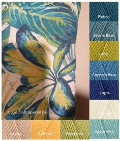 Scheme Color, Colour Pallette, Colour Schemes, Yarn Color Combinations, Beautiful Color Combinations, Yarn Colors, Colours, Color Style, Yarn Inspiration