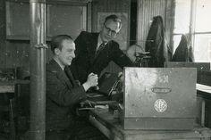 4350 | Noordoostpolder: Marknesse. Kantoor P.T.T. 1944. Bron… | Flickr