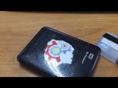วิธี แกะ WD My Passport 500GB by 1000TIPsIT