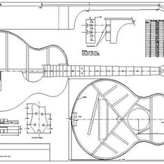 making acoustic guitar - Google Search