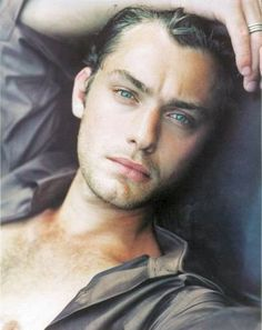 Jude Law. just stop it