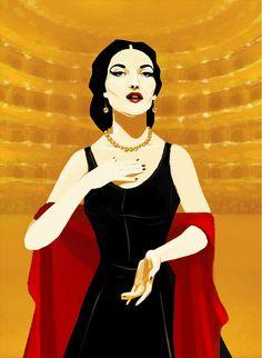 Maria Callas, Goodnight Stories for Rebel Girls, Marta Signori
