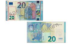 Vem aí uma nova nota de €20 – A PSP sensibiliza população