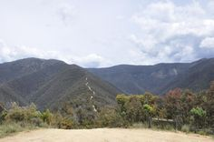 Our favourite High Country track is Billy Goats Bluff. Do you prefer driving up or down it?